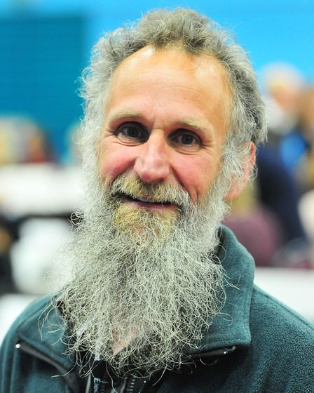 Graham Elliott, Green Party councillor for Beccles North. Picture: Archant library.
