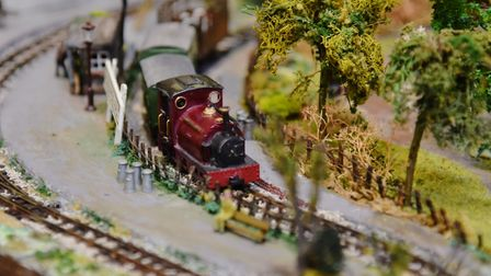 The Norfolk and Suffolk Narrow Gauge Modellers group will be holding its annual exhibition. Byline: