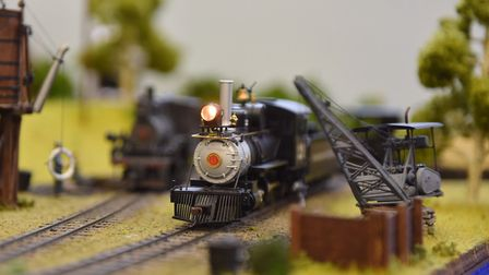 The Norfolk and Suffolk Narrow Gauge Modellers group will be holding its annual exhibition. Picture