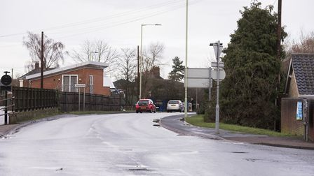 A toucan crossing will be installed on George Westwood Way in Beccles to improve safety for pedestri
