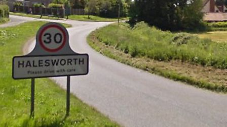 Police are appealing for witnesses following an incident in Wissett Road, Halesworth. Photo: Google.