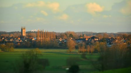 Bungay has been named as one of the best places to live in Britain by the Sunday Times. Picture: And
