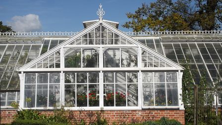 Raveningham Gardens will open to the public this Mother's Day in aid of the National gardens Scheme.
