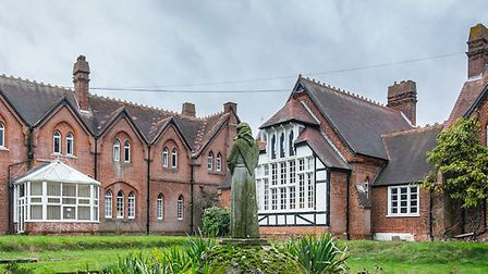 The Emmaus Norfolk and Waveney site in Ditchingham. Picture: Courtesy of Emmaus