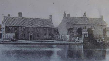 A previous exhibition of old photographs of village life in Seething and Mundham on display in Seeth
