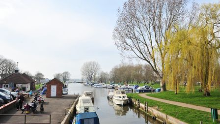 The River Waveney Trust will be staging events at Beccles Quay for youngsters. Picture: Nick Butcher