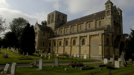 St Benet's Church in Beccles. Picture: Archant Library