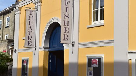 The Fisher Theatre in Bungay. Picture: Nick Butcher.