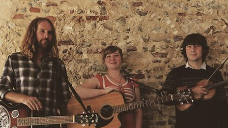 Alden, Patterson and Dashwood will be performing in Beccles. PICTURE: Jerry Tye