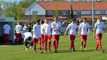 Aiden's All-stars beat Bungay Town FC 6-3 in a thrilling game. Photo courtesy of Matt Lowe