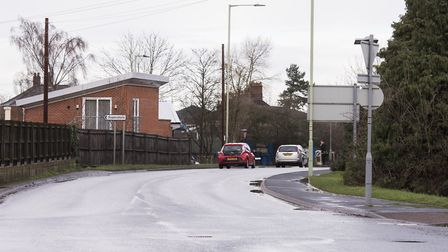 George Westwood Way, Beccles.Picture: Nick Butcher