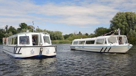 The Waveney Stardust offers two specially adapted cruisers. Picture: Nick Phillips.