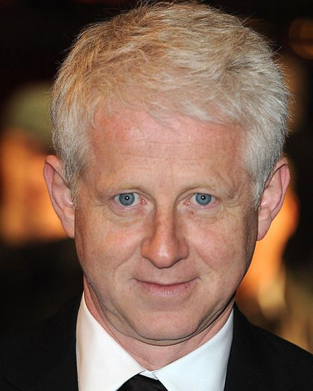 Screenwriter Richard Curtis is working on the project in partnership with Boyle. Picture: Ian West/P