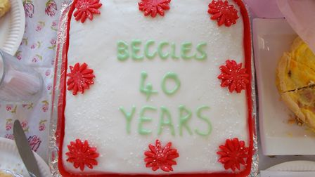 Beccles Country Market has been active for 40 years. Picture: Matt Smith