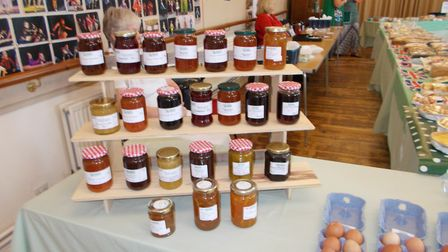The market offers the finest in local homemade produce. Picture: Matt Smith