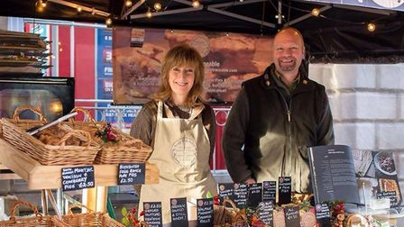 Halesworth Midsummer Market will take place this weekend. Photo courtesy of Kate Button.
