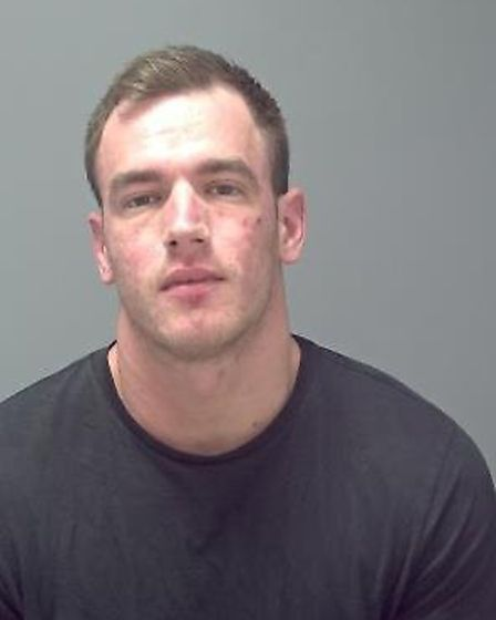 Nicky Ramage was jailed for 10 months Picture: SUFFOLK CONSTABULARY