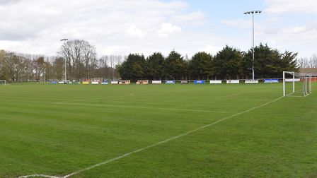 Beccles Town Football Club. Picture: Nick Butcher