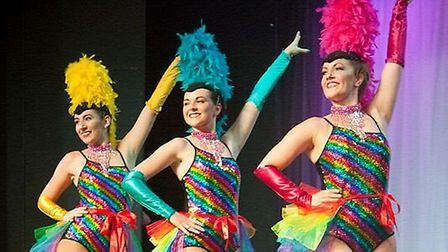 The Tigerlilys are set to perform a trio of shows in Beccles. Photo: Alan Lyall.