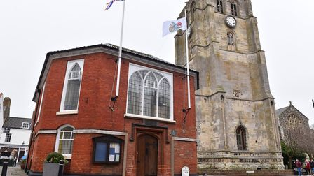 Beccles Town Hall Picture: Nick Butcher