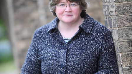 Therese Coffey, Suffolk Coastal MP. Picture: Gregg Brown