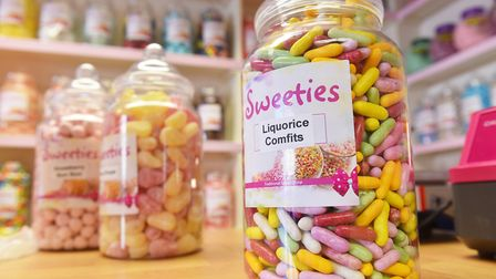 Vanessa and Paul Kisby are set to open a new traditional style sweet shop in Beccles called 'Sweetie