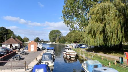 Beccles Quay..Picture: Nick Butcher