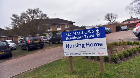 All Hallows Healthcare Trust announced in March it would be forced to close due to financial difficu