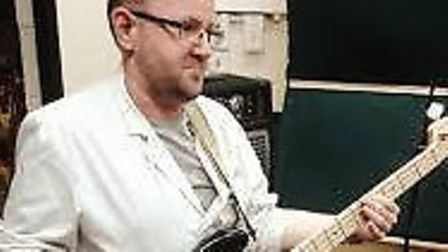 Steven Hansey, 41, also known as Steve45 from the band Alto45, died on March 1 at a palliative care