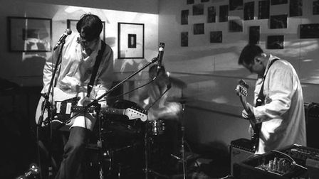 The band were played on national radio and toured across the country to bring their upbeat sound to