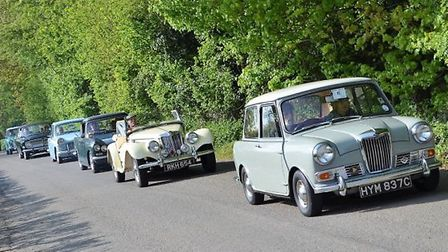 Thousands of enthusiasts are expected to enjoy the Classic Vehicle Rally and Country Fayre at Earsha