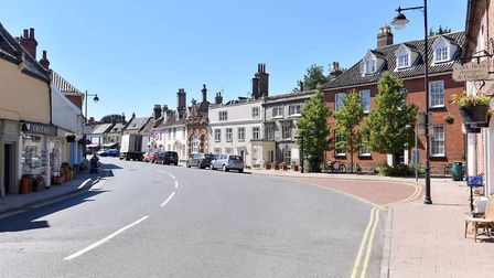 Take our survey and tell us what you think about Bungay life. Picture: Nick Butcher