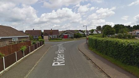 Police believe burglaries on Rider Haggard Way and Hamilton Way in Ditchingham are linked. Picture: