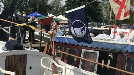 Beccles River Festival, hosted at Hippersons Boatyard, invited the community to celebrate the joy of