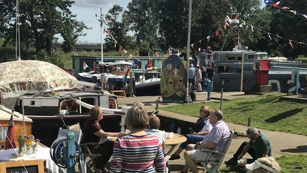 More than 1,000 people turned up to the River Festival held in Beccles. Picture: Archant
