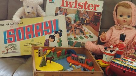 There will be a chance to play with toys from yesteryear at Playtime Old and New held in Loddon chur