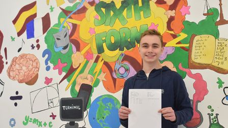 Robbie Scales received 2 A grades and a B. His A-graded EPQ on the junior doctors' strike guaranteed