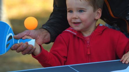 The idea is to make table tennis more accessible, visible, and relevant than ever. Photo: Warren Pag