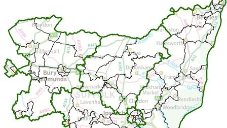 Photo: The Independent Local Government Boundary Commission (contains Ordnance Survey data)