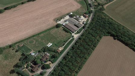 At a property on Cucumber Lane, in Beccles, a pheasant shed was found burning near gas canisters, in