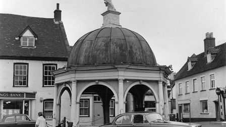 Bungay's Buttercross. Picture: Archant Library
