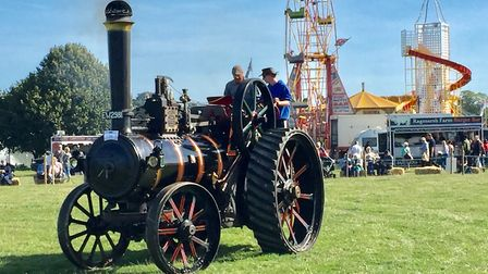 The Grand Henham Steam Rally is a popular event for all the family Picture: Mick Howes