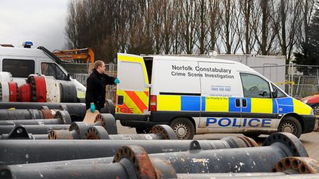 Claxton Engineering, where four men died in January 2011. Photo: James Bass.