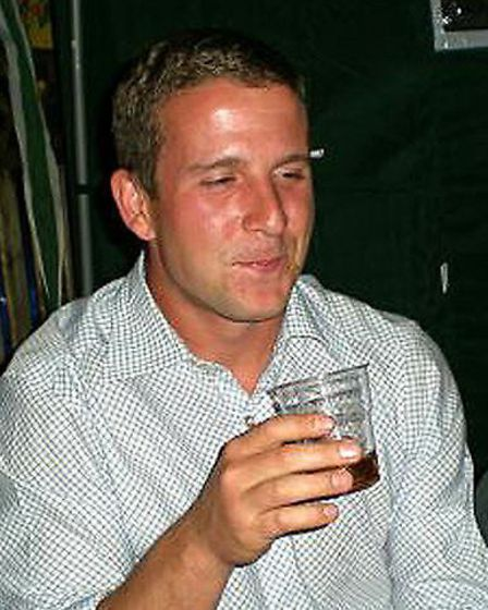 Adam Taylor who died in the Claxton Engineering accident at Great Yarmouth;
