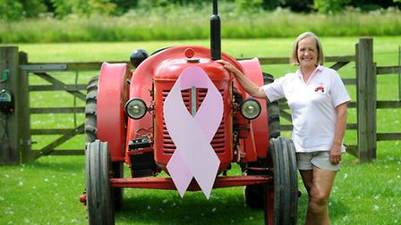 Annir Chapman has received the British Empire Medal in the Queens Birthday Honours for raising money