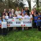 Eccles, Hargham and Wilby Primary school is threatened with closure.