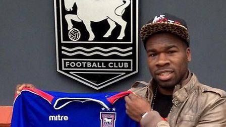 New Blues striker Aaron McLean, on loan from Hull City, told his 15,000 Twitter followers what he th