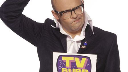 Comedian Harry Hill comes to the Ipswich Regent this March.