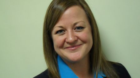 Ann Brabyn, Barclays' new branch manager for Colchester