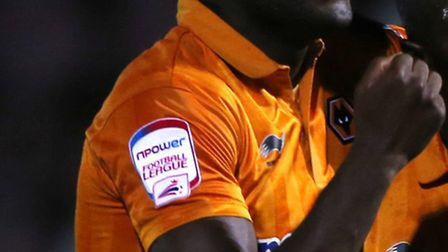 New Ipswich Town signing Frank Nouble, pictured in action for former club Wolves